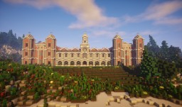Croft Manor (Manoir des Croft) Minecraft