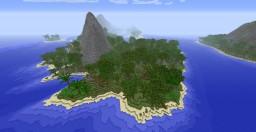 [ 1,152 x 1,152 ] Ki-Ti Islands Minecraft Map & Project
