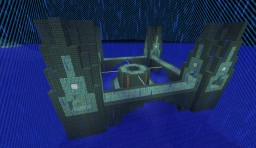PvP Arena - Gateway to The Nether Minecraft Map & Project