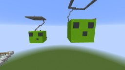 Slimes [Burning Map] Minecraft Map & Project