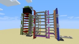 Mumbo Jumbo Self Building Redstone Contraption Minecraft Map & Project