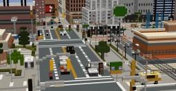 Brookmount City (Big City) Minecraft Map & Project