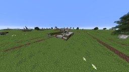 "T-14 ""Armata"" Minecraft Map & Project"