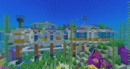 Underwater Base - Aquatic Update Minecraft Map & Project