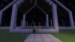 Comunity Church Minecraft Map & Project