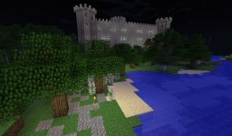 Castle/Château Minecraft Map & Project