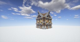little medival house/ 16x16 Minecraft Map & Project