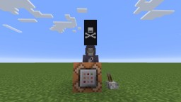 How to wear a Banner on Your head Minecraft Blog