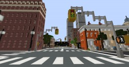 New York Traffic Lights (12 Ideas) Minecraft Map & Project