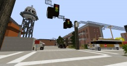 Vintage Traffic Lights (5 Ideas) Minecraft Map & Project