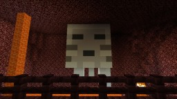 Ghast Boss Fight 0.2 (Multiplayer Compatible) Minecraft Map & Project