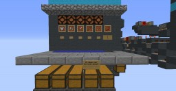 Iskall85's Mobalisa Shop Minecraft Map & Project
