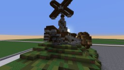 Windmill Minecraft Map & Project