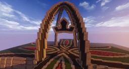 Kingdom Server Spawn Minecraft Map & Project