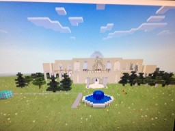 Epic Mansion Minecraft Map & Project