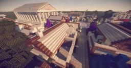 Greek City Minecraft Map & Project