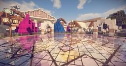 Greek Style Modernized City Minecraft Map & Project