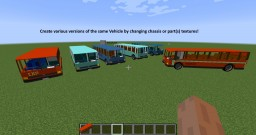 [Forge || 1.12.x MC] Fex's Vehicle and Transportation Mod Minecraft