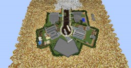 NukeTown COD 2. Minecraft Map & Project