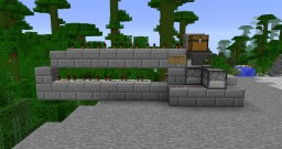 TNT Potion Cannon Minecraft Map & Project