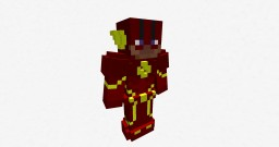 CW Flash Amourer's Workshop Suit (Season 1) (TV Show) Minecraft