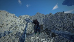 Minecraft Timelapse! | Epic snowy mountain!! Minecraft Map & Project