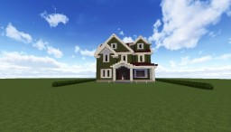 surburban house Minecraft Map & Project
