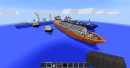 shipyard/drydocks - vessels Minecraft Map & Project