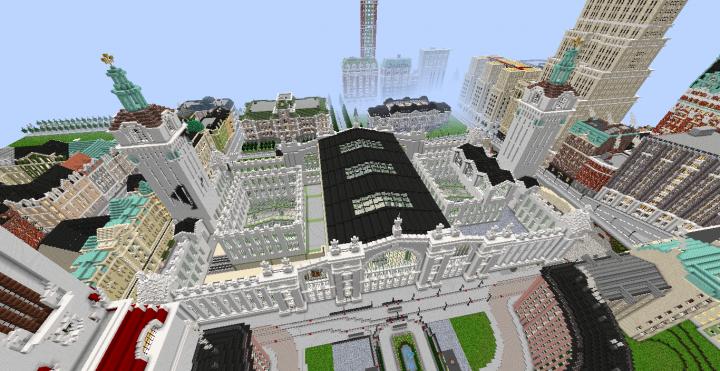 still unfinished Central Station