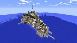 Nakalimutan Micro Islands Minecraft