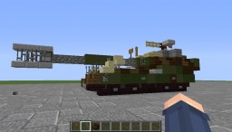 PZH2000 - Tank Minecraft Map & Project