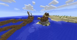Boat Minecraft Map & Project