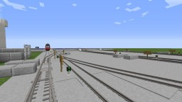 Zora no Densha: The Rail Empire Minecraft Map & Project