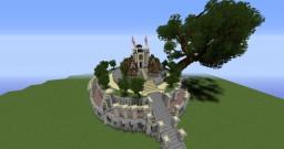 Fairy Tale - Crocus castle - Minecraft Map & Project