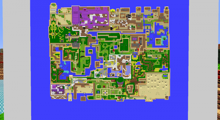 Holodrum Map