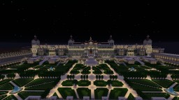Meridian Palace Minecraft Map & Project