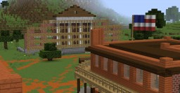 Hill Valley - California - 1885 Minecraft