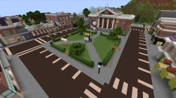 Hill Valley - California - 1955 Minecraft Map & Project