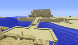 PvP Arena - The Sacred City Minecraft Map & Project