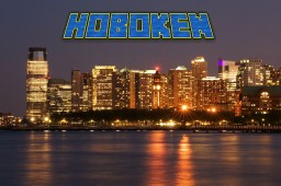 THE FIRST HOBOKEN MAP Minecraft Map & Project