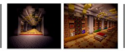 The Golden Archieves Minecraft Map & Project