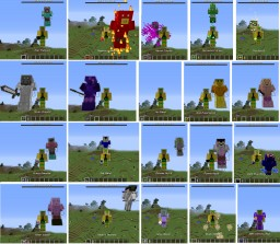 JoJo Stands DataPack for Minecraft 18w11   (v1.2.3) Minecraft Mod