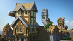 Avalon village Minecraft