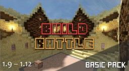 Build Battle »Vanilla« »Minigame« »1.9-1.12« »-= Download Now! Minecraft Map & Project
