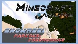Realistic Parkour/Freerunning Minecraft Animation 2018 Showreel Minecraft Blog Post