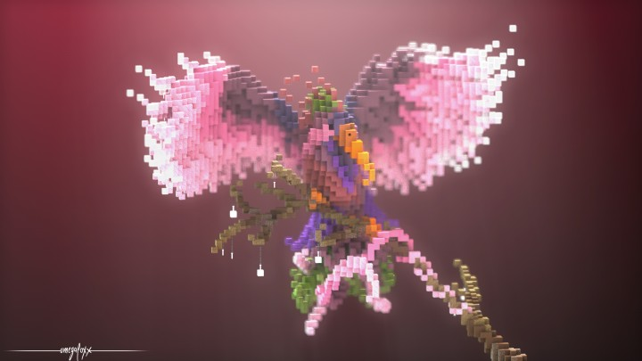 Render by OmegaFoxx