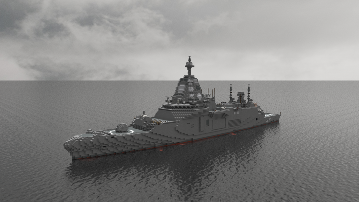 Popular Project : frigate ship -class MD Rarka