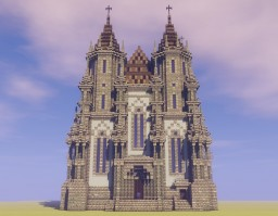 Gothic Church 9 Minecraft Map & Project