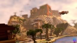 Coastal Paradise Minecraft Map & Project
