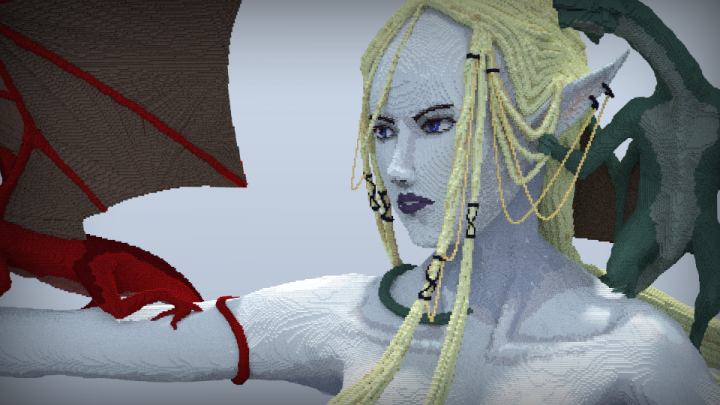 Popular Project : Dark Elf